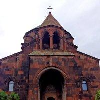 АРМЕНИЯ. Церковь Святой Рипсиме :: Tata Wolf