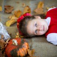 Осень - листья :: Мария Корнилова