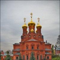 в храм :: Дмитрий Анцыферов