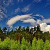 Небо волнуется :: Валерий Талашов