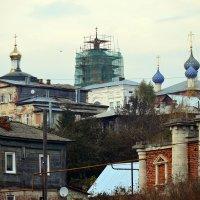 Старинный уголок города Касимова :: Николай Варламов