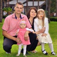 Семейный портрет :: Сергей и Ирина Хомич