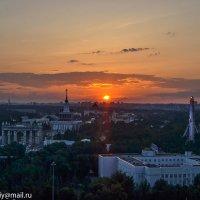 На закате :: Анастасия Смолина