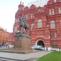 Здание исторического музея в Москве :: BoxerMak Mak