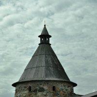 Твердыня. Соловецкий монастырь. :: Юрий Воронов