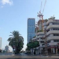 Тель-Авив. Город строится. :: Larisa