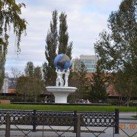 Памятник в г. Казань :: Владимир Давиденко