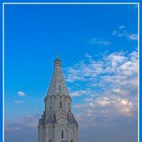 Пасмурный день в Коломенском. :: Рамиль Хамзин
