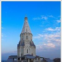 Церковь Вознесения Господня в Коломенском :: Рамиль Хамзин