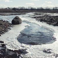 Под лежачий камень вода течет :: Александр Русинов