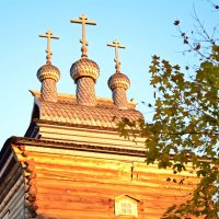 Православные кресты. :: Oleg4618 Шутченко