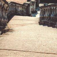 Лестница в сад :: Евгений Камынин