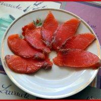 Просто рыбко, просто красная... :: Андрей Заломленков