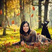 Осень :: Александра Гущина