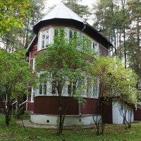 Дом - музей Бориса Пастернака в Переделкино :: Елена Павлова (Смолова)