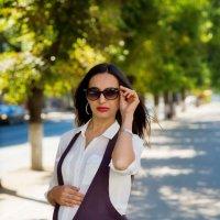 Стильная мамочка :: Юлия Роденко