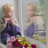 Мальчик :: Оксана Фалалеева