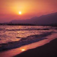 SunSet :: Chapora Sun