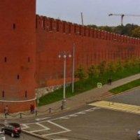 В столице у Кремля 1 :: Валерий Симонов