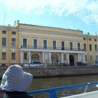Санкт-Петербург. На Фонтанке :: alemigun