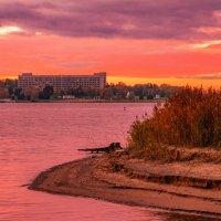 Тёплый вечер октября :: Андрей Куприянов