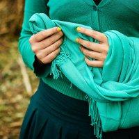 Немного тепла в холодные осенние дни... :: KATYA DAVLETOVA