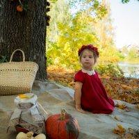 Царевна-осень :: Мария Корнилова