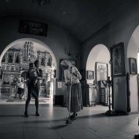 Во храме... :: алексей афанасьев