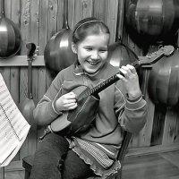 В музыкальной школе--- :: Валентин Кузьмин