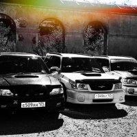 Если в вашем техпаспорте нет слова СУБАРУ, то автомобиль вы не купили!!! :: Наталья Александрова