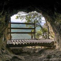 У пещерного монастыря Чилтер-Мармара :: Игорь Кузьмин