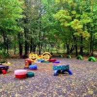 детская площадка :: юрий иванов