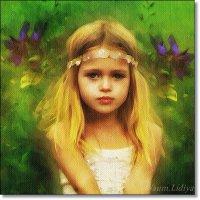 Детская непосредственность :: Лидия (naum.lidiya)