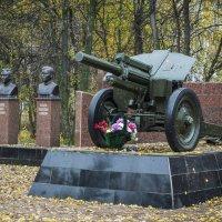 Пушка :: Георгий Морозов