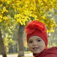 осенний портрет :: Мария Климова