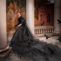 Черная королева :: Ольга Федорова