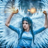 Крылья ангела :: Ярослава Бакуняева
