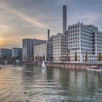 Frankfurt, Germany - West Harbor 4 :: Valerius Photography