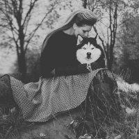 Осенний поцелуй... :: Ольга Осипова