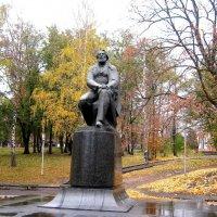 Памятник И.С.Тургеневу. :: Борис Митрохин