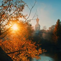 Вечерний свет 5 :: Цветков Виктор Васильевич