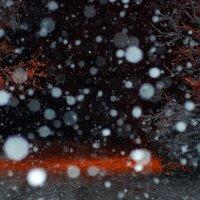Снег...октябрьский. Орехово-Зуево. :: Илья Кочанов