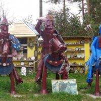 Свалка ТБО в Ивановской области :: людмила дзюба