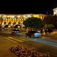Ереван. Площадь Республики :: Tata Wolf