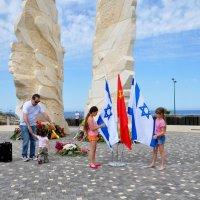 Мемориал советским воинам в Израиле :: Евгений Дубинский