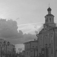 На закате :: Antonina Volkova