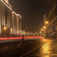 Призрак ГИБДДшника :: Андрей Шаронов
