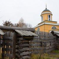 Крестовоздвиженская церковь. :: Oleg4618 Шутченко