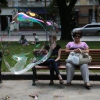 Мыльные пузыри-3. :: Руслан Грицунь