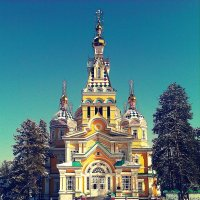 Храм зимой :: Neovalis